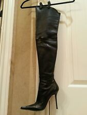 Women's New Gianmarco lorenzi boots size 38