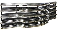 Chevy Pickup Truck Grill 1947-53 * Chrome & Black 47 48 49 50 51 52 53