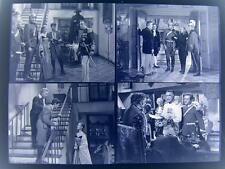 1951 John Derek Anthony Quinn Mask Of The Avenger Vintage 8 Negative Lot 438S