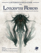 Call of Cthulhu RPG - Petersen's Field Guide to Lovecraftian Horrors - New