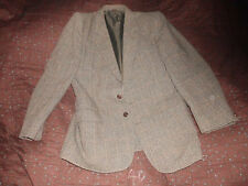 IRISH THORNPROOF TWEED JACKET EQUESTRIAN 40SR