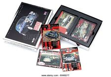 MINI CAR COLLECTION TRADING CARD SET And FREE DVD By UPPER DECK c1996 NEW!