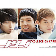 Korea Star Goods JYJ Collection Card (GDJYJ011A)