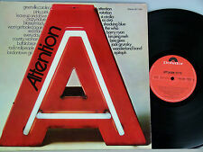 Attention 71/72 -Kin Ping Meh,Ex Ovo,Wonderland,Epitaph D-1972 Polydor 2371226