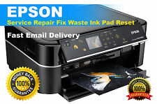 Reset Waste Ink Pad EPSON T1100 or T1110 - Delivery by Email