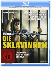 Die Sklavinnen - Blu-Ray Disc - Jess Franco - Uncut Version -