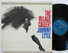 JOHNNY LYTLE THE VILLAGE CALLER! RARE US RIVERSIDE DG CLUB / VIBES JAZZ LP HEAR