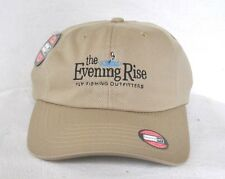*EVENING RISE* FLY FISHING Polyester Ball cap hat IMPERIAL HEADWEAR Pennsylvania