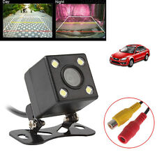 420TVL Night Vision Car Rear View Backup Reverse Camera 4X LEDs 170 Degrees Lens