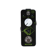 New Mooer ModVerb Modulation Reverb Guitar Effects Pedal!!