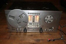 Pioneer RT707 Reel to Reel, Not Tested, Near Mint Condition