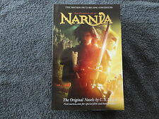 THE CHRONICLES OF NARNIA  BY  C.S. LEWIS all 7 books in 1 -(LARGE PB BOOK )