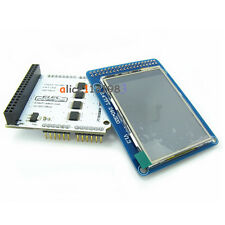 "Imported 2.4"" TFT LCD Module Touch Panel+ Shield Expansion Board For arduino"