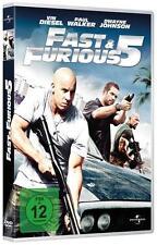 Fast & Furious 5 / Paul Walker, Vin Diesel / DVD #3946