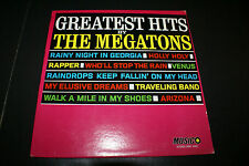 GREATEST HITS BY THE MEGATRONS VINTAGE 1960S PRIVATE PRESSING OUT OF PRINT VG+
