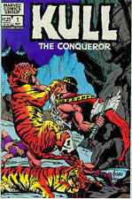 Kull the Conqueror (3rd series) # 1 (52 pgs) (USA,1983)