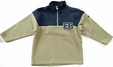 Eager Beaver Boys Warm Fleece Sweater size 116 6 years new