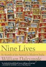 Nine Lives: In Search of the Sacred in Modern India, William Dalrymple, Good Con