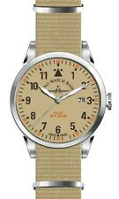 Zeno-watch Basilea swiss made piloto Navigator otan quartz sand nylon cristal zafiro