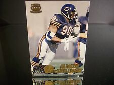 Rare Alonzo Spellman Pacific Collection 1997 Card #80 Chicago Bears NFL Football