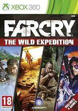 Far cry: the wild expedition Microsoft Xbox 360 UBISOFT