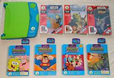 Leap Frog LeapPad Learning System 1,2,3rd Grade Ages 6-8 Reading Science +