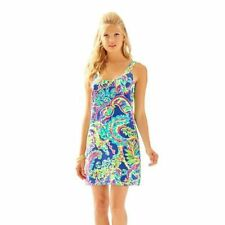 NWT Lilly Pulitzer Poppy Scoop tank dress Multi Toucan Play (6) SMALL MED 50%OFF