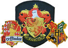 Harry Potter Hogwarts, Gryffindor, House Patch Badge patch Iron sew on