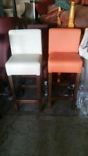 SALE! 2psc of each color left! Upholstered bar stool, bar chair