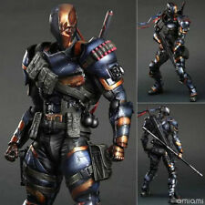 Kissen SquareEnix Playarts KAI Batman Arkham Knight Deadpool PVC Action Figures