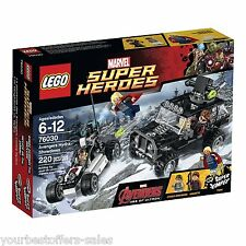 LEGO Super Heroes Avengers Lego Avengers Hydra Showdown Lego 76030 Building Toy