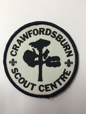 CRAWFORDSBURN Northern Ireland Scout Centre -VINTAGE