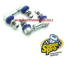 SUPERPRO FOR TOYOTA COROLLA AE90 92 93 94 95 Front ADJUSTABLE SWAY BAR LINK KIT