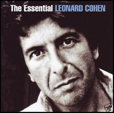 LEONARD COHEN (2 CD) ESSENTIAL ~ SUZANNE + 30 More ~ GREATEST HITS BEST OF *NEW*