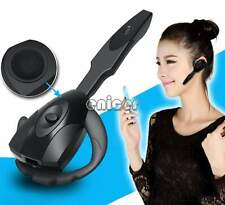 Auricular inalámbrico con Microfono Wireless Bluetooth para iPhone Samsung PS3