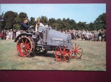 POSTCARD 1919 INTERNATIONAL TRACTOR