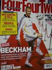 FourFourTwo Magazine October 2008 David Beckham