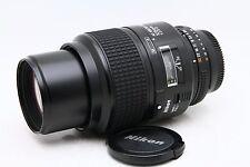Nikon Micro-Nikkor 105mm f/2.8 D Macro AF Lens * Excellent *