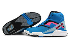 Reebok Twilight Zone Pump Blue/Pearl-Pink-Black V56263 Men's SZ 6.5