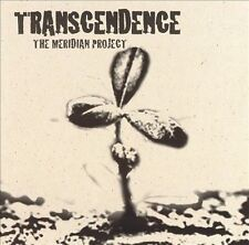 Transcendence - The Meridian Project (CD, 2002, Lion Music, Finland)