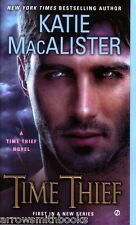 Katie MacAlister  Time Thief    Paranormal Romance  Pbk NEW