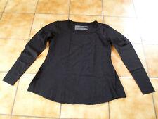 Rundholz black Label,Shirt/Tunika,Gr.XL,groß,schwarz,neu,Lagenlook Traumteil