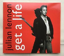 Julian Lennon : Get A Life CD Single With Red CD Cardboard Case