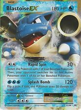 POKEMON XY EVOLUTIONS - BLASTOISE EX 21/108 PRIME HOLO - HALF ART