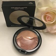 MAC Extra Dimension Skinfinish SHAPE THE FUTURE ~ Limited Edition MSF NEW in Box