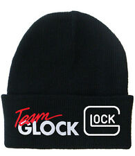 Glock Team Bonnet Beanie Shooting Gun Army