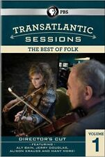 Transatlantic Sessions: The Best Of Folk 1 (2015, DVD NEW)