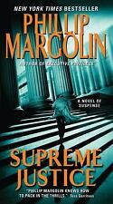 Acc, Supreme Justice: A Novel of Suspense, Phillip Margolin, 0061926523, Book
