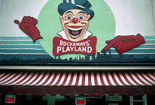 Rockaway's Playland & Palisades Park - photos on CD