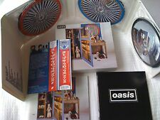 OASIS / stop the clocks /JAPAN LTD 2CD&DVD box, book OBI
